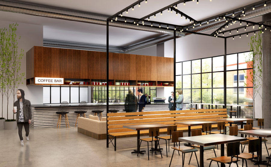 Thumbnail of the Tech Office project